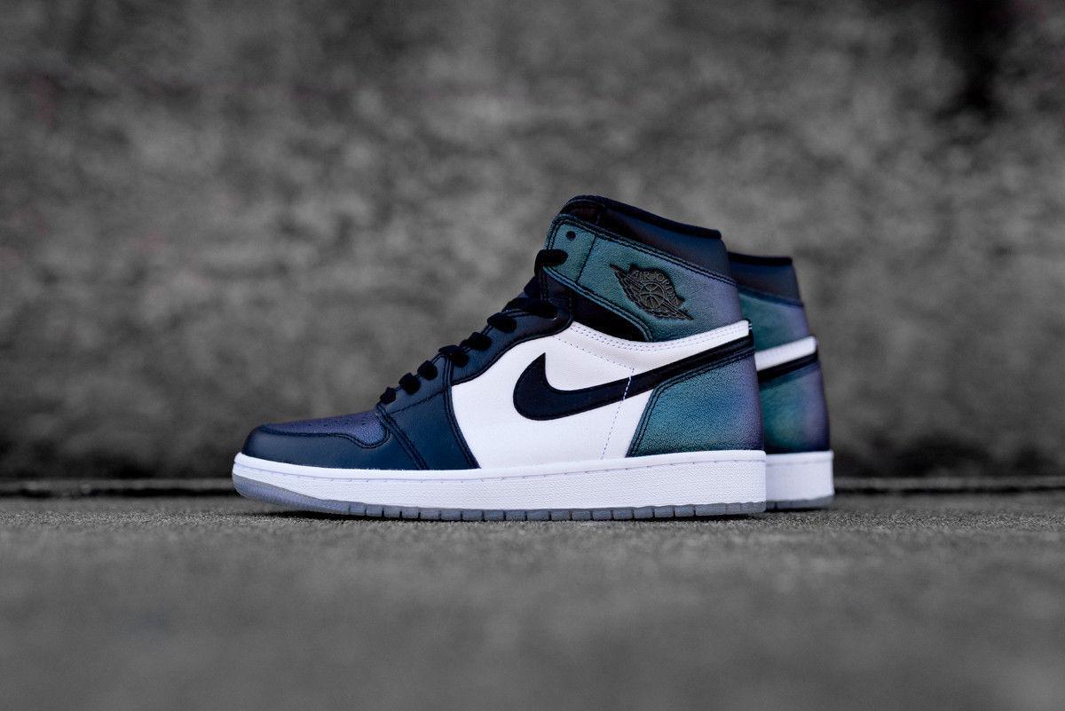 premium selection 677ed e596f 2018 Nike Air Jordan 1 retro High og como como como All Star camaleón comodo  baratos zapatos de mujer zapatos de mujer cea818