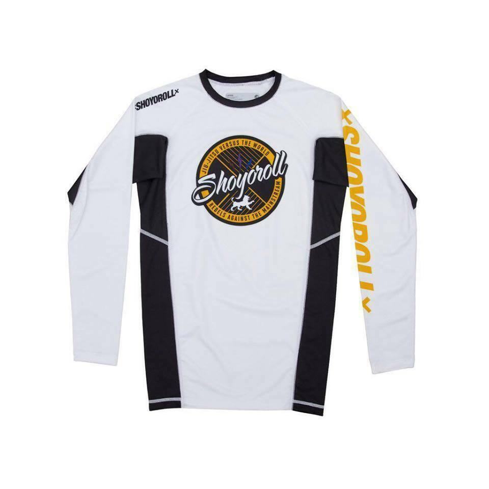 Shoygoldll Ranked Rash Guard LS Q1 2019  Brand New  fast shipping and best service