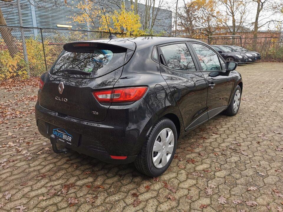 Renault Clio IV 0,9 TCe 90 Expression Benzin modelår 2013 km