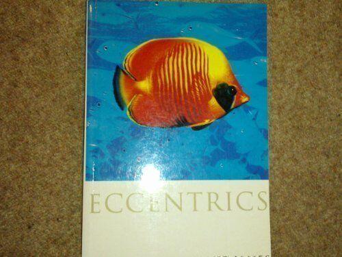 Eccentrics by James, Jamie Hardback Book The Cheap Fast Free Post
