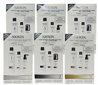 Nioxin System Kit For Fine Hair Choose Your System 1 2 3 4 5 Or 6