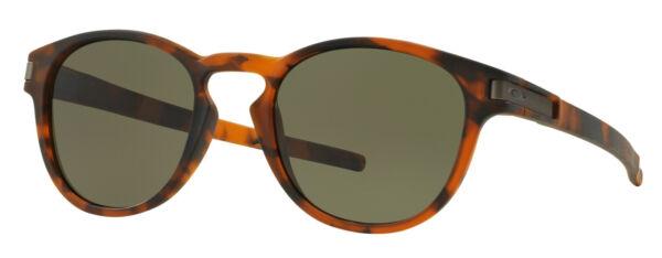 a0923b44b3 Oakley Matte Brown Tortoise Frame Dark Grey Lens Sunglasses - OO9265-02 for  sale online