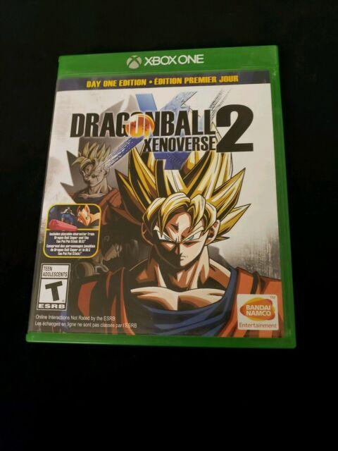 Dragon Ball Xenoverse 2: Day One Edition (Microsoft Xbox One, 2016)