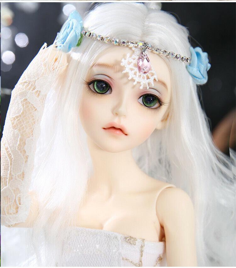 1 4 BJD Doll SD Girl FL-Cygne -Free Face Make UP+Free Eyes