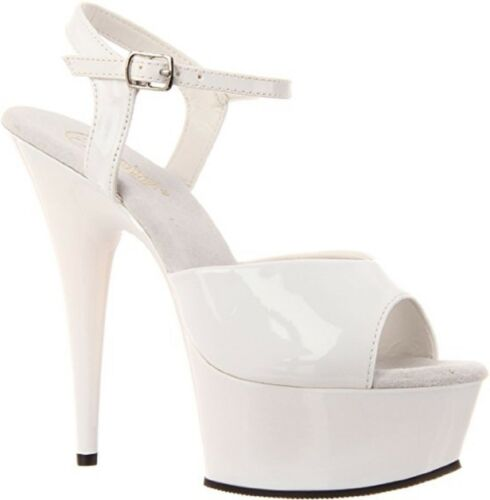 Exotic Pleaser 6 Exotic 609 Dancing Shoes 6 609 Shoes Delight Delight Pleaser Dancing UUzqxOT
