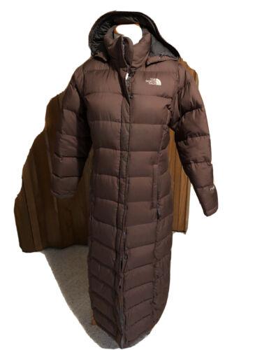 North face Full Length Woman's Down Coat, Series 7