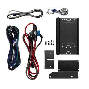 rockford fosgate rfkhd9813 install kit pbr300x2 pbr300x4 amp for h d 98 13 ebay