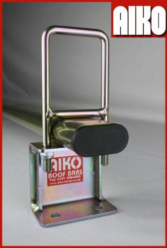 TCX316 Transit Custom 3 roof rack bars with rear roller