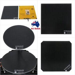 Anycubic Ultrabase 310x310mm Platform Glass Build Plate for 3D Printer MK2//MK3
