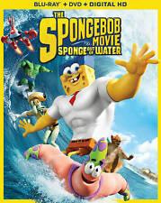 Paramount Spongebob Movie: Sponge Out Of Water [Blu-Ray] (2015)