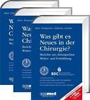 Was gibt es Neues in der Chirurgie? Jahresbände 2014, 2015, 2016 von Wolfgang Schröder, Joachim Jähne, Norbert P. Südkamp und Alfred Königsrainer (2016, Kunststoffeinband)