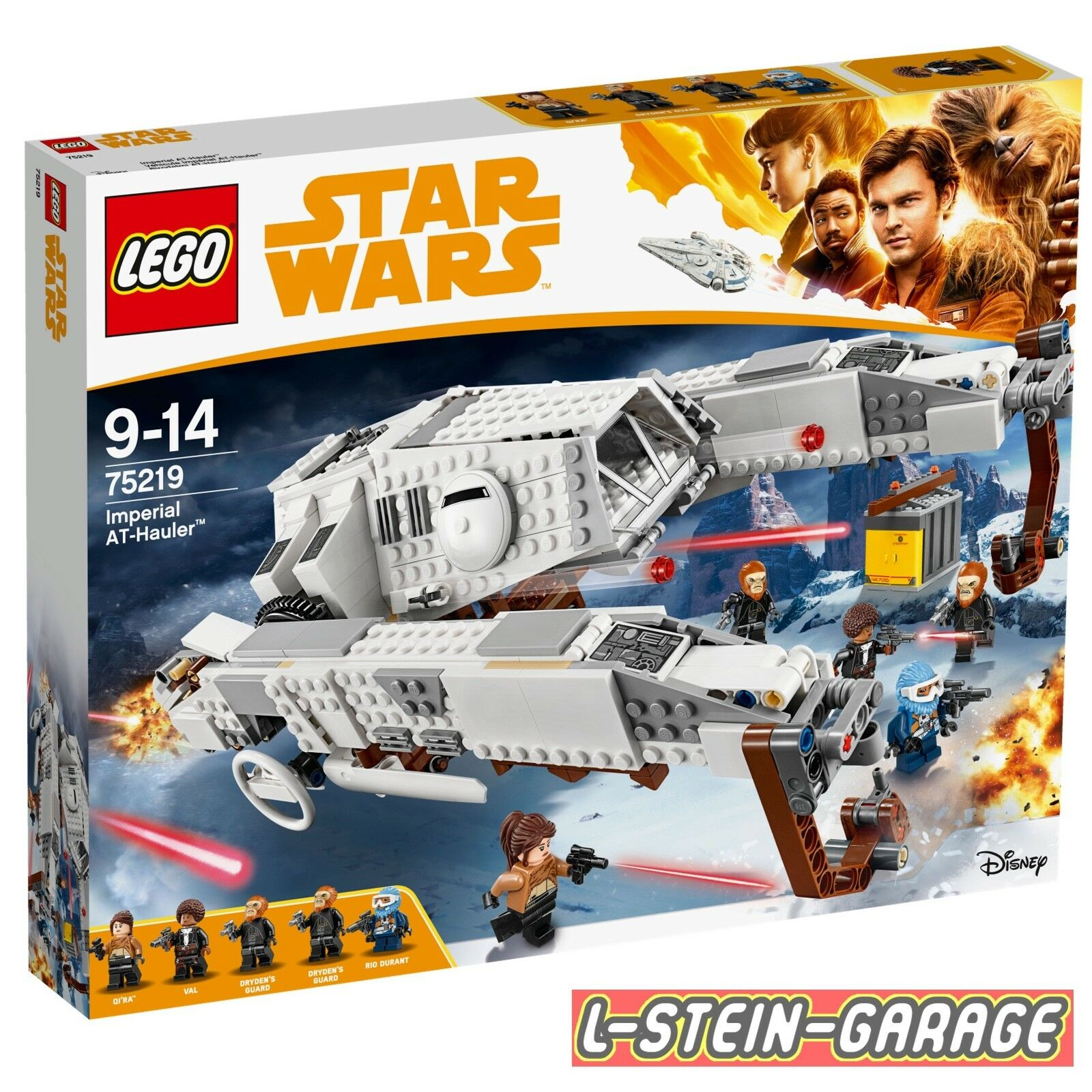 LEGO® Star Wars 75219 Imperial AT-Hauler™ Neu & OVP