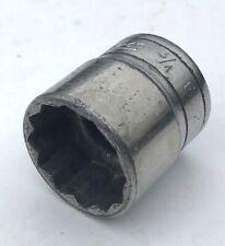 """US Pro 38mm x 3//4/"""" drive 12pt bi-hex shallow socket quality hub nut tool inc VAT"""