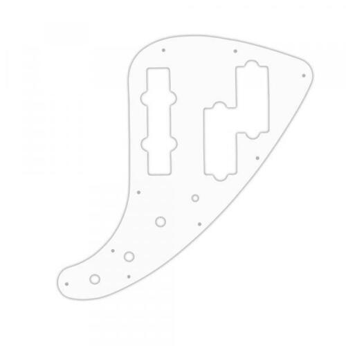 USA PICKGUARD für FENDER® JP-90 JAZZ BASS® 3 Ply WHITE WBW PG CUSTOM