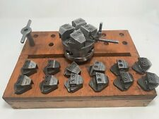 Landis Landmatic 5ex 58 Die Head With 16 Chaser Holders Amp Wooden Tray