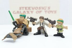 Latest Endor Luke Skywalker Star Wars Galactic Galaxy Heroes Figure