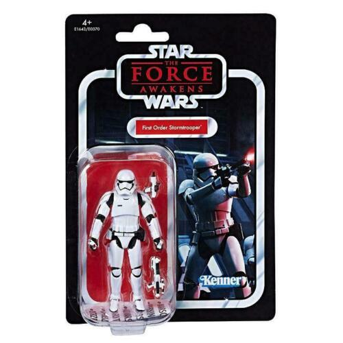 Star Wars The Vintage Collection First Order Stormtrooper Action Figure NEW