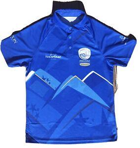 HORSEWARE IRELAND ~ Medium ~ OFFICIAL FEI WORLD Equestrian Games 2018 Polo Shirt