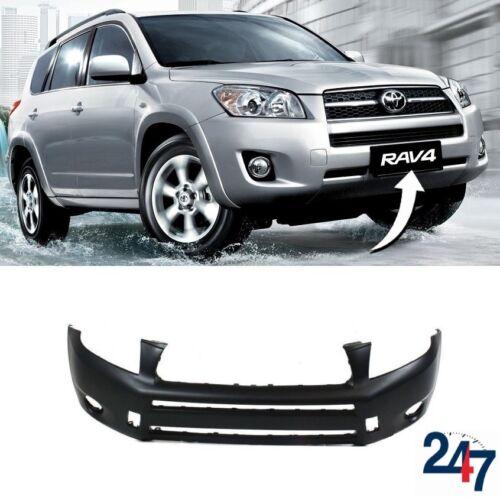 NUOVO Toyota RAV4 2006-2009 PARAURTI ANTERIORE CON FORI DI ESTENSIONE PASSARUOTA