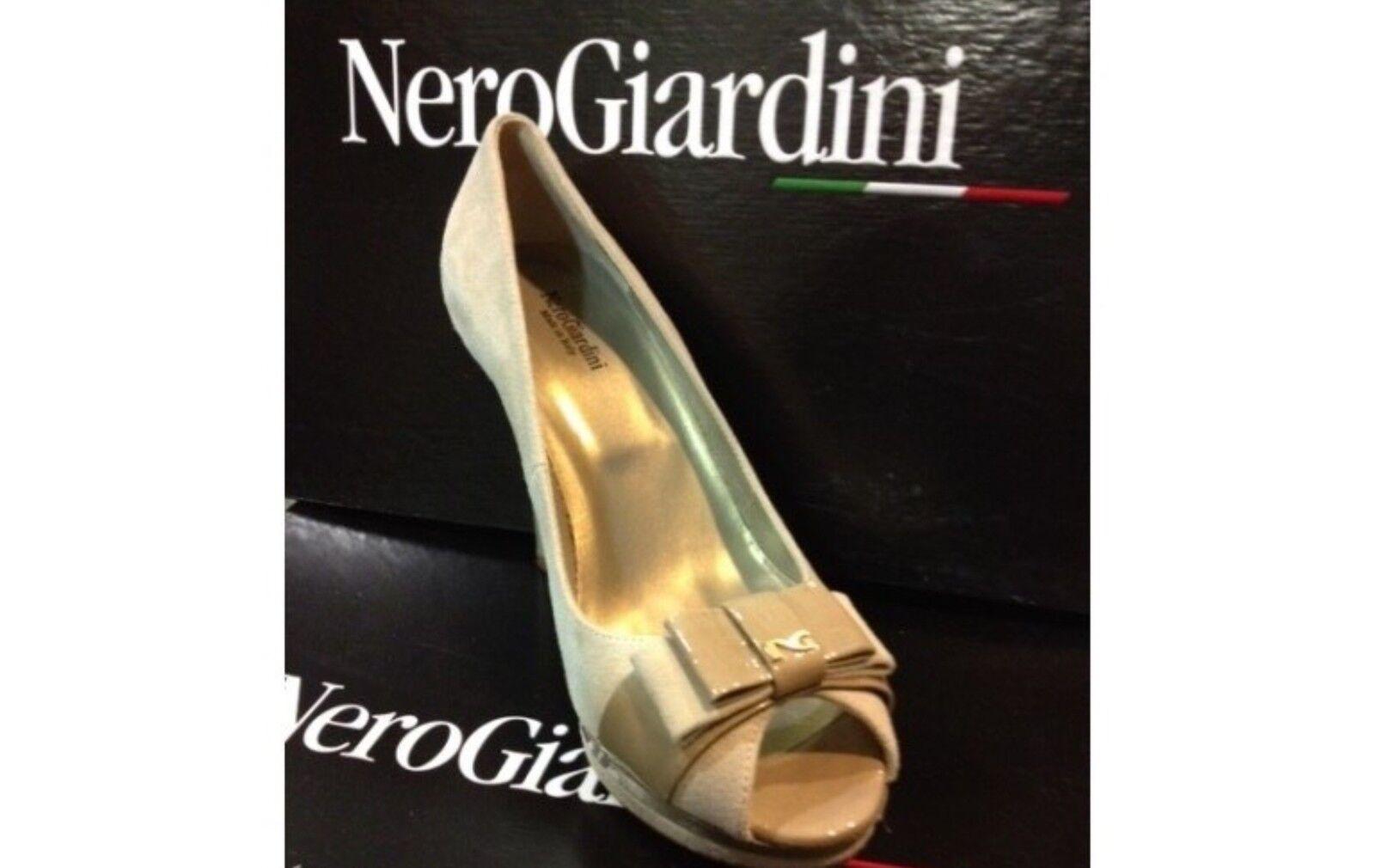 Sandalo Sandalo Sandalo NeroGiardini nero o sabbia fiocco plateau collezione estiva 674fed