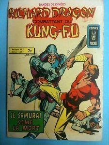 Recueil-Richard-Dragon-Kung-Fu-Le-samourai-seme-la-mort