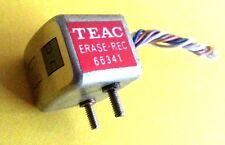 ERASE  REC HEAD REEL TO REEL TEAC TASCAM 66341 NEW UNUSED  unbenutzt GENUINE NEW