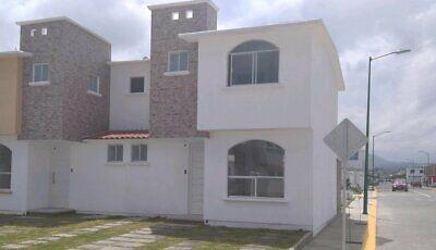 Casa 3 Recamaras 96 m2 a 40 minutos de Santa Fe