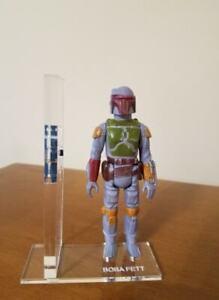 Star-Wars-Vintage-Boba-Fett-Base-Set-No-Figure-USA-Made-APG