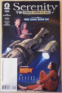 NEW-SERENITY-Firefly-Class-03-K64-FCBD-Joss-Whedon-Chris-Roberson
