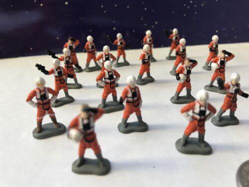 Micro Machines Star Wars Rebel Pilots Lot de 20