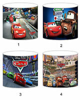 Disney Cars Childrens Lampshades For a Ceiling Light or Table Lamp Pendant