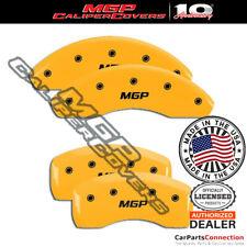 Mgp Caliper Brake Cover Yellow 21185smgpyl Front Rear For Kia Optima 2016