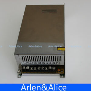 600W 36V 16.6A 220V Single Output Switching power supply AC to DC ...