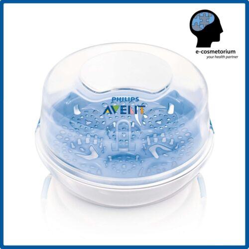Philips Avent Steriliser Microwave Steam SCF281