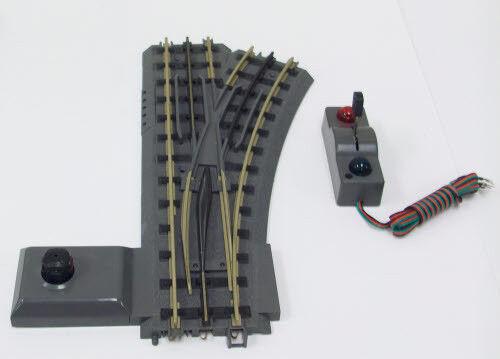 O-Gauge - MTH - RealTrax O-42 O-42 O-42 Right Hand Switch 7046ab
