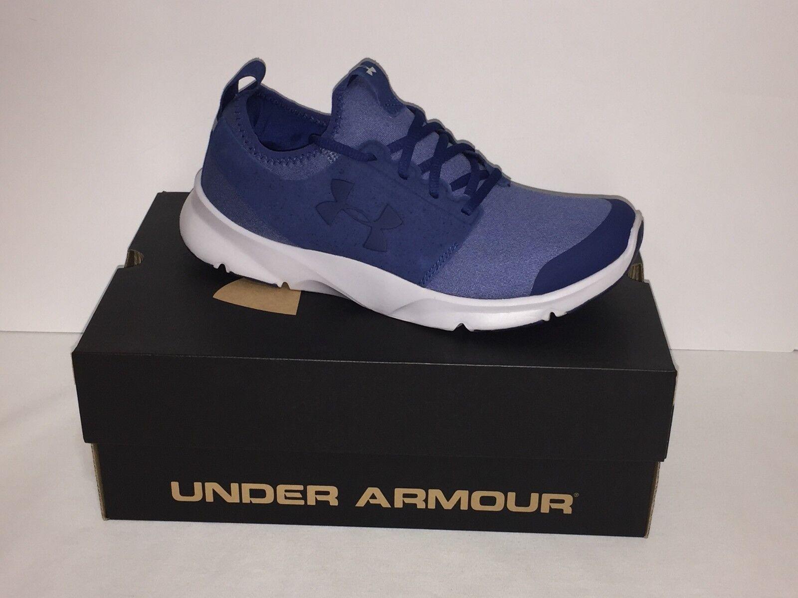 e33a0af6d46b New in Box Under Armour UA Drift Mineral Men s Men s Men s Running  Shoes-blue 1288060
