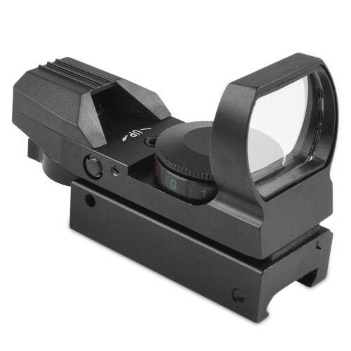 4-16X50EG Rifle Scope Holographic Dual Illuminated Dot Sight+Red Laser Sight