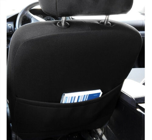 ECO LEATHER TAILORED FRONT SEAT COVERS MADE FOR KIA SORENTO Mk3 5 SEATS 2015 ON
