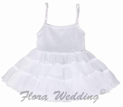 Flower Girl Net Prom Underskirt//Bridesmaid Hoop Crinoline//Communion Petticoat
