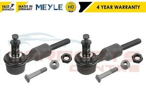 Pour-Audi-A4-A6-A8-95-05-Outer-Track-Tie-Rod-End-Fin-Paire-MEYLE-HD-Heavy-Duty