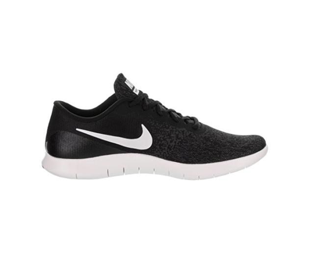 ff4bd235572a Nike Women s Flex Contact Running Shoe Black White Anthracite 10 B(m ...