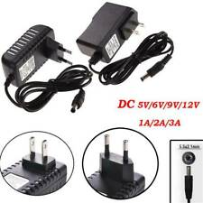 Power Supply Adapter Transformer LED Strip 1A 2A 3A DC 5V 6V 9V 12V AC110 220V Y
