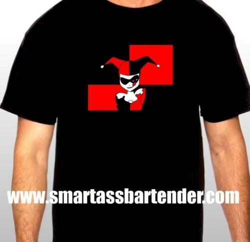 All Sizes HARLEY QUINN Animated Series T-Shirt High Quality