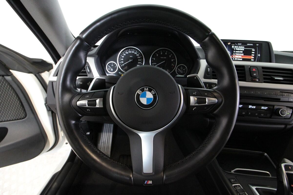BMW 440i 3,0 Gran Coupé aut.
