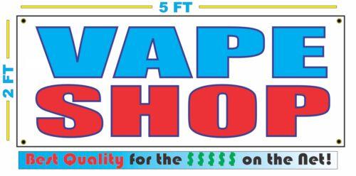 VAPE SHOP Banner Sign NEW