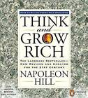 Think and Grow Rich by Napoleon Hill (CD-Audio)