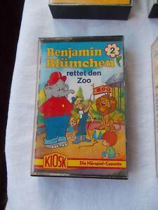 Benjamin-Bluemchen-rettet-den-Zoo-Folge-2-eine-Audio-Cassette