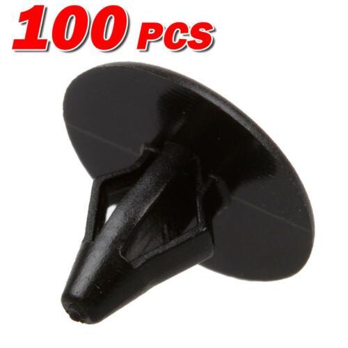 100x Nylon Hood Insulation Seal Clips Rivet Retainer for 1989-1992 Ford Probe 91