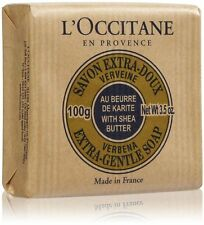 L'Occitane Verbena Shea Butter Soap 3.5oz each 6 Pack