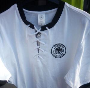 Details zu DFB Retro Trikot Shirt 1954 , Gr. L , Baumwolle , Neuware